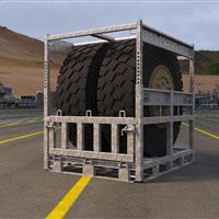 Wheel Rack HD - SharkCage