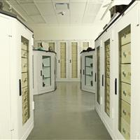 Meteorite Storage in Geology Cabinets at Arizona State University
