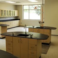 Modular Millwork Laboratory Classrooms