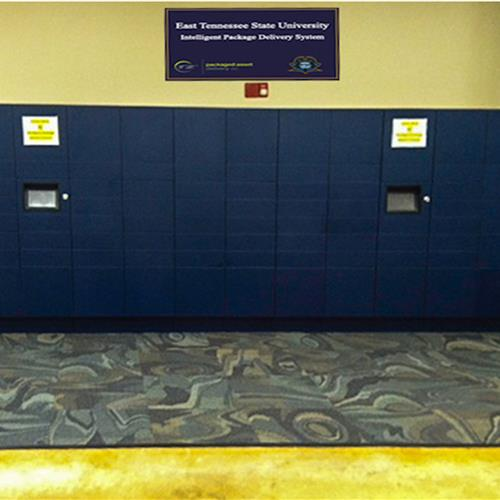 Automated Parcel Exchange Lockers for Students