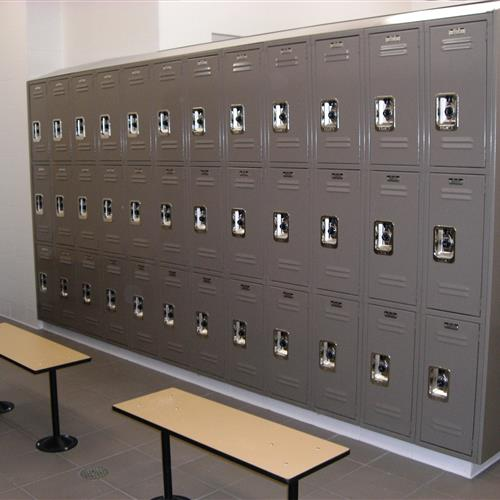 Lyon Lockers for Secure Individual Personal Storage