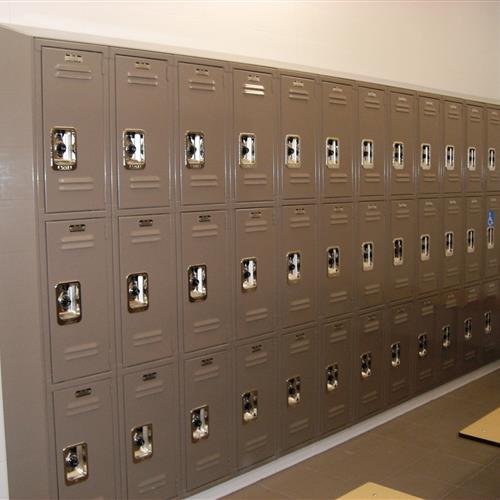 Lyon Lockers Individual Lockers