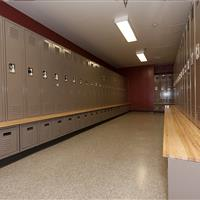 MTA Top and Bottom Lockers with Benches