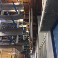 Industrial Mobile Storage With Integrated Sprinkler System High Density Storage
