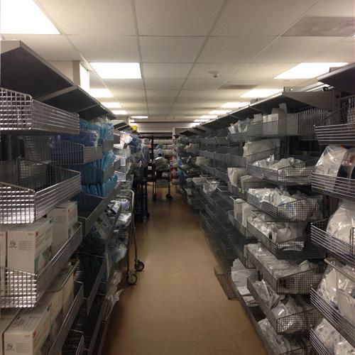 Kaiser Movable Storage