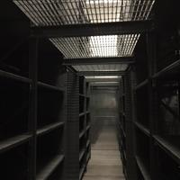 Hotel Supply Warehouse Shelving