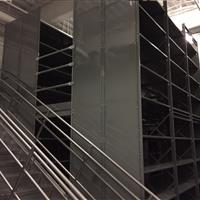 Hotel Supply Warehouse, Compact Shelving