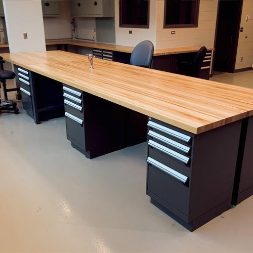 Workbench for Public Safety and Police Departments