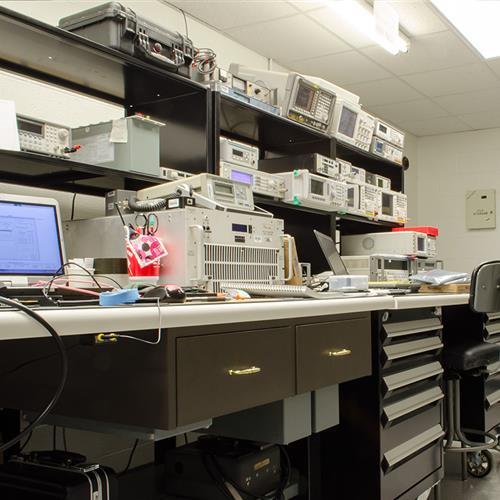 National Guard Communications Equipment Storage