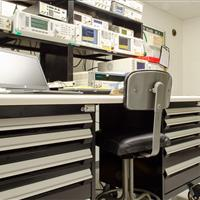 Modular Drawer Cabinets and Work Benches for Military Communication Equipment