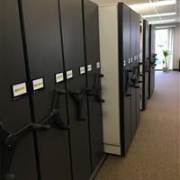 File Storage on a High Density Mobile System