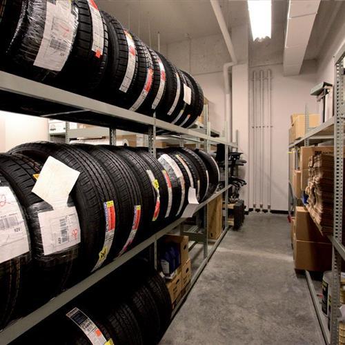 Parts storage Lexus