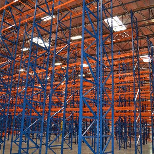 Structural Rack Complete Vertical Image