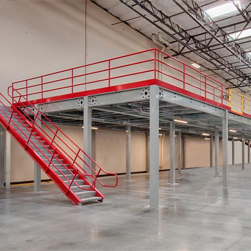 Industrial Mezzanine 1 level