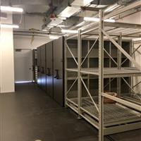 LA team project mechanical assist for athletic clothing and equipment storage