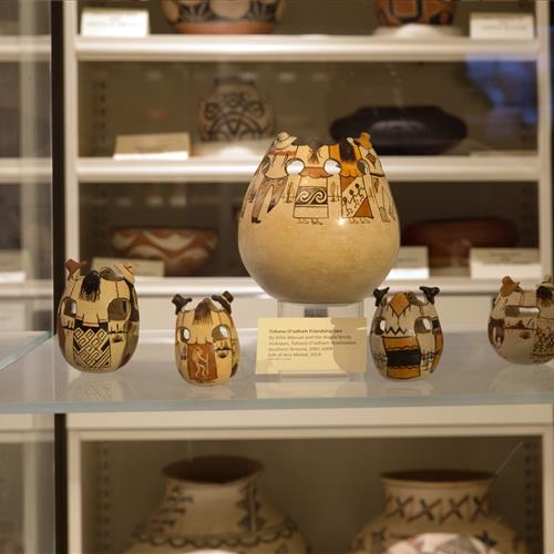 Arizona State Musuem in Tucson is the largest state run archaeological repository.jpg