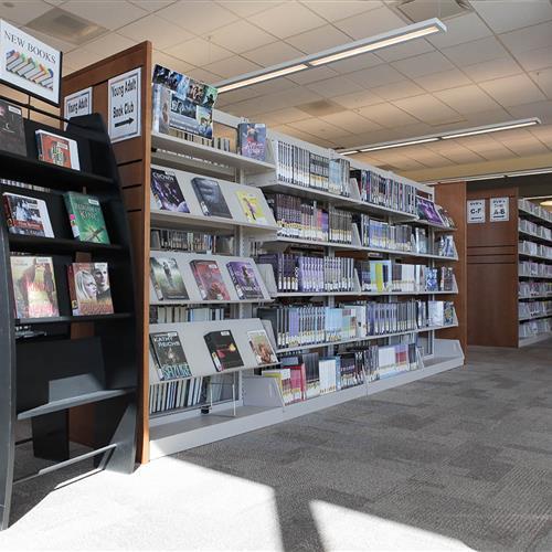 Cantilever shelving for library book shelving.jpg