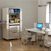 Times two rotary storage unit for workspace