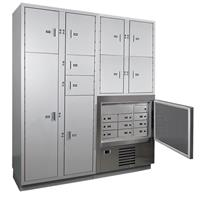 Half-height Refrigerated Evidence Locker