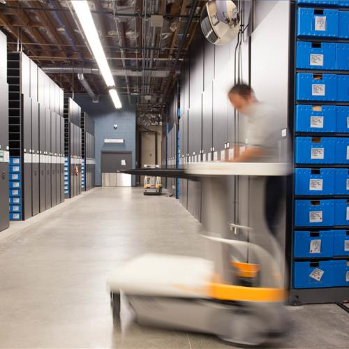 Tucson Police Department offsite storage