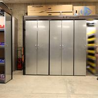 LevPRO maintenance storage at Bryan Hospital