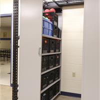 LevPRO physical education storage