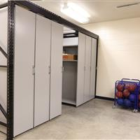 Physical Education storage
