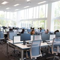 Mount Royal University collaborative work areas