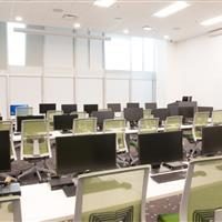 Mount Royal University student work and study area