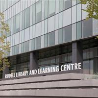Riddell library and Learning Centre