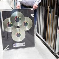Record storage at the University of Calgary