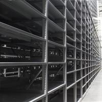 University of Alberta library high density shelving
