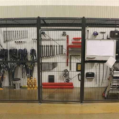 Wirecrafters Tool Cage