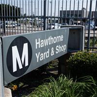 Hawthorne Metro Yard