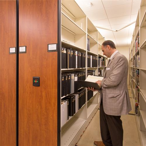 Consolidate the records and maintain them in a proper preservation environment