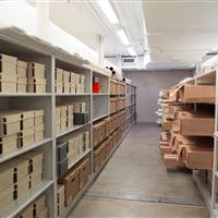 Archive storage collection solution