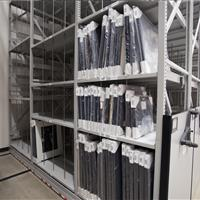 Special collections storage on mechanical assist