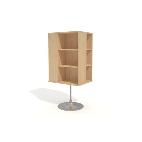 Standing 4 sided Display unit