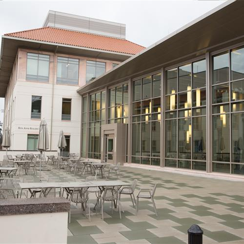 The Emory University Candler Library