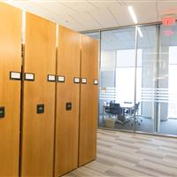 Georgia State Law Library space for students to learn