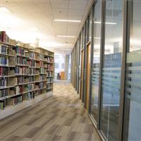 Georgia State uses mobile storage to optimize space in their library