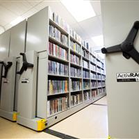 Archival educational storage system