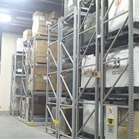 General Supply Storage on ActivRAC Mobile Warehouse Shelving