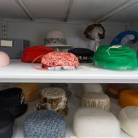 Hat collection preservation