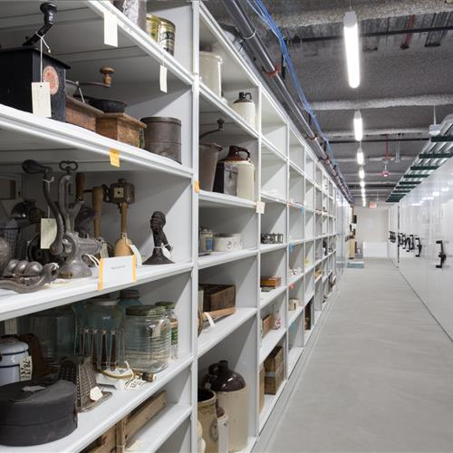 Historic objects preservation
