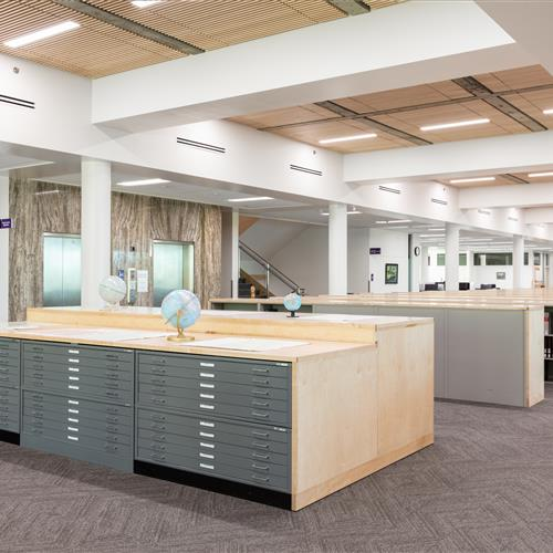 Weber State University Flat File Storage