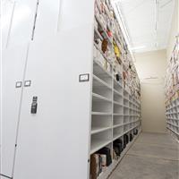 Boxed evidence storage