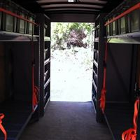 Supply Storage for a Healthcare Emergency Trailer
