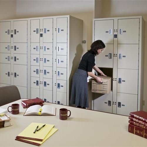 Secure Evidence Storage at Law Firm