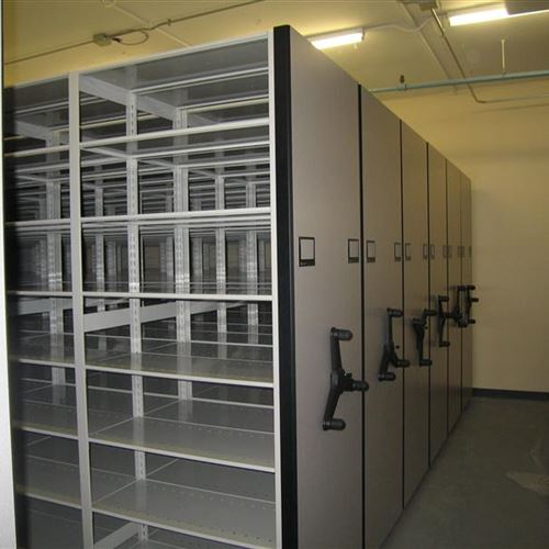 File Box Storage and Archive Storage at Anheuser-Busch